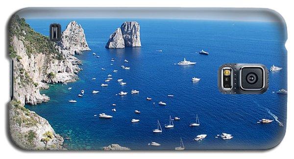 Capri  Galaxy S5 Case by Dany Lison