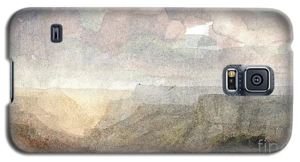 Caprock Breaks Study Galaxy S5 Case by Tim Oliver