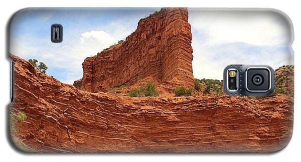 Galaxy S5 Case featuring the photograph Caprock Canyons State Park 3 by Elizabeth Budd