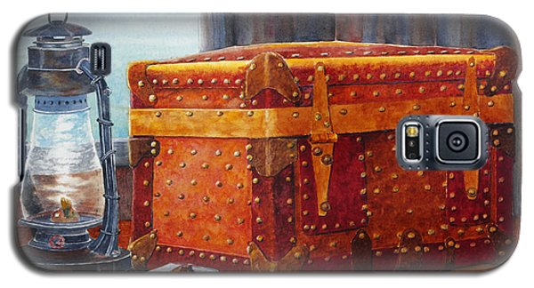 Capt. Murray's Chest Galaxy S5 Case by Roger Rockefeller
