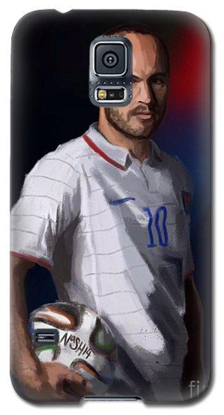 Captain America Galaxy S5 Case
