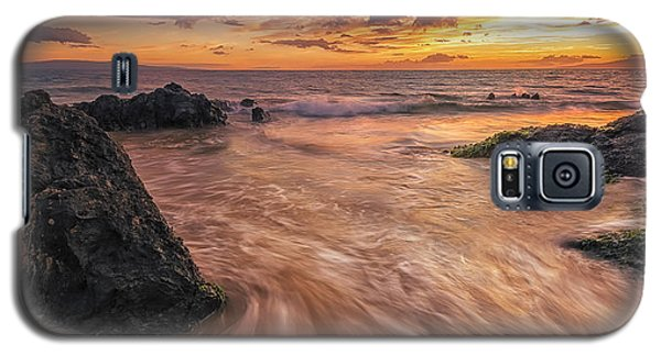 Galaxy S5 Case featuring the photograph Captivating Kihei by Hawaii  Fine Art Photography