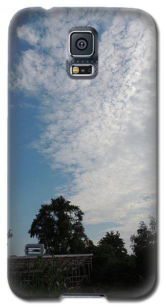 Captivating Sky Galaxy S5 Case by Teresa Schomig