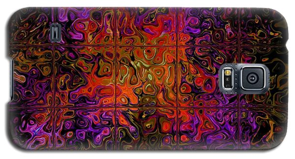 Captive Thoughts Abstract Galaxy S5 Case