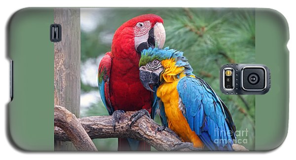 Grooming Session Galaxy S5 Case