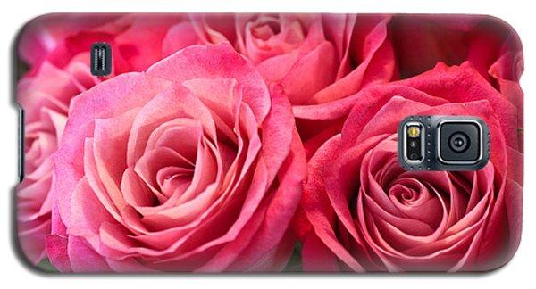 Capturing A Bouquet Galaxy S5 Case
