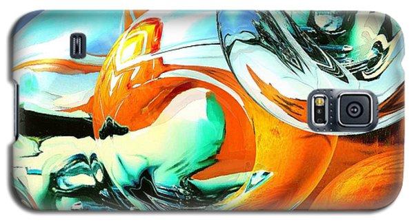 Car Fandango - Modern Art Galaxy S5 Case