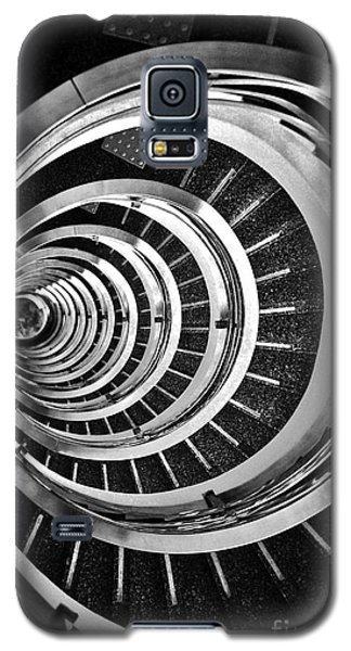 Time Tunnel Spiral Staircase In Sao Paulo Brazil Galaxy S5 Case