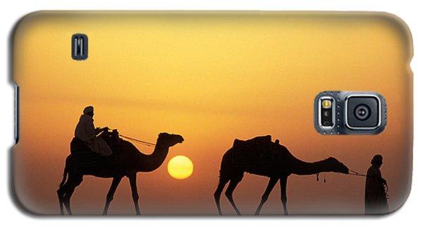 Caravan Morocco Galaxy S5 Case