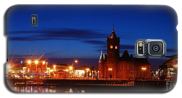 Cardiff Bay Galaxy S5 Case