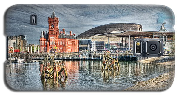 Cardiff Bay Textured Galaxy S5 Case