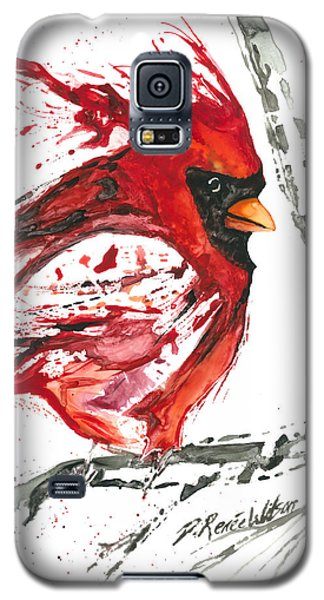 Cardinal Direction Galaxy S5 Case by D Renee Wilson
