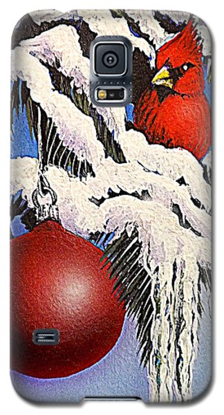 Cardinal One Ball Galaxy S5 Case