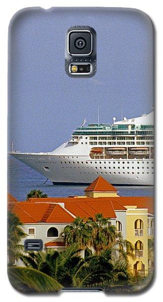 Caribbean Cruise Galaxy S5 Case by Dennis Cox WorldViews