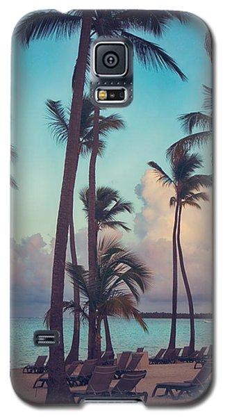 Caribbean Dreams Galaxy S5 Case