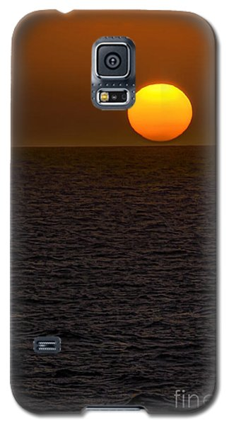Caribbean Gold Galaxy S5 Case