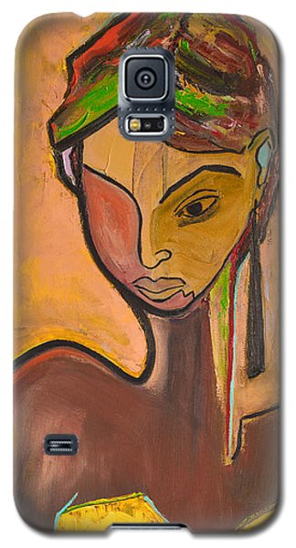 Caribbean Of The Mind 40x20 Galaxy S5 Case