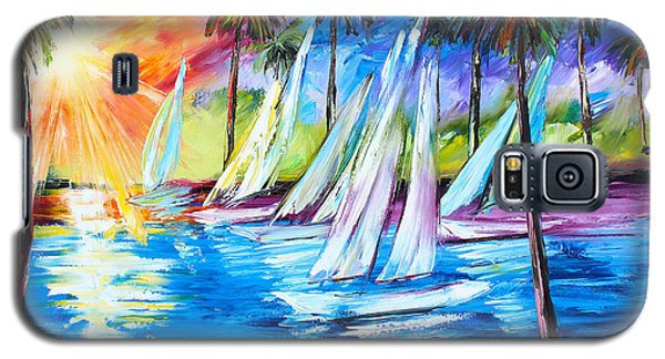 Caribbean Paradise Galaxy S5 Case