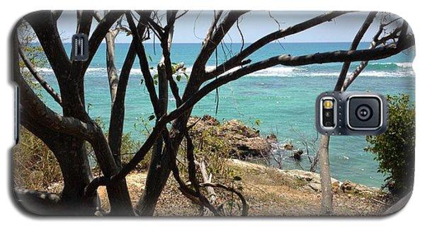 Caribbean Sea Galaxy S5 Case