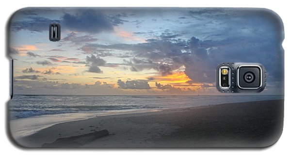 Caribbean Sunrise Galaxy S5 Case