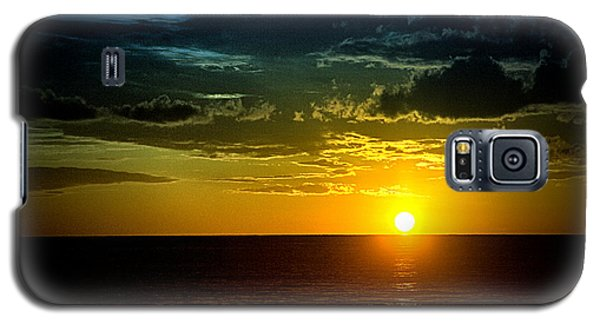 Caribbean Sunset ... Galaxy S5 Case by Chuck Caramella