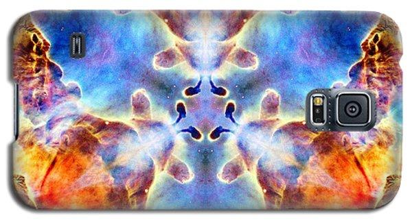 Carina Nebula Vi Galaxy S5 Case
