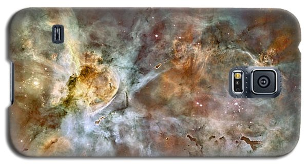 Carinae Nebula Galaxy S5 Case