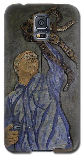 Carl Porter - Serpent Handling Preacher Galaxy S5 Case by Eric Cunningham
