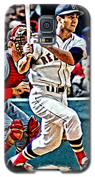 Carl Yastrzemski Galaxy S5 Case