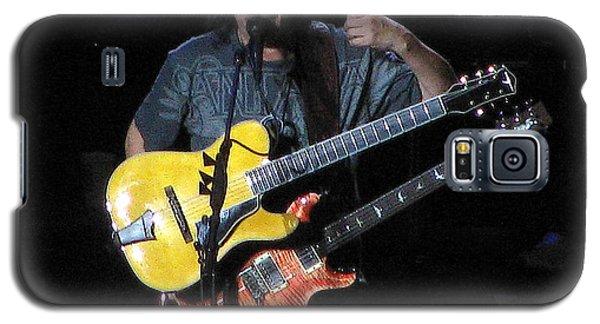 Carlos Santana Galaxy S5 Case by Melinda Saminski