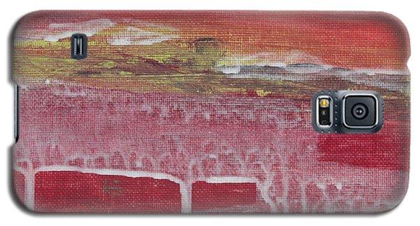 Carlsbad Ranunculus C2013 Galaxy S5 Case by Paul Ashby