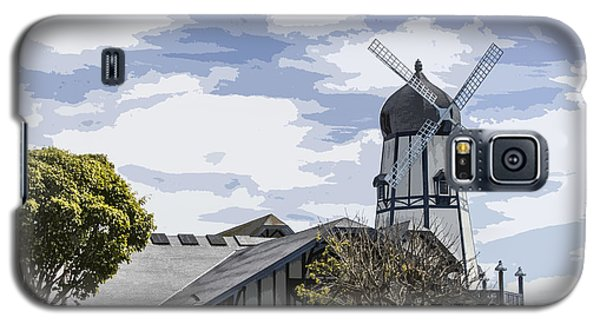 Carlsbad Windmill Galaxy S5 Case