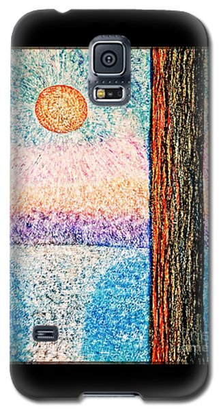 Carmel Highlands Sunset Galaxy S5 Case