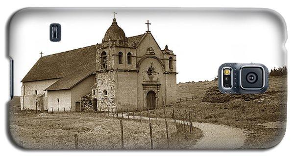 Carmel Mission Monterey Co. California Circa 1890 Galaxy S5 Case