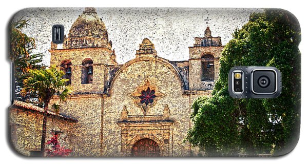 Carmel Mission Galaxy S5 Case