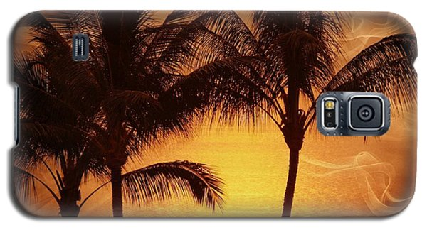 Galaxy S5 Case featuring the photograph Carmel Sunset by Athala Carole Bruckner