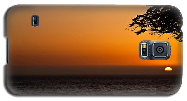 Carmel Sunset Galaxy S5 Case