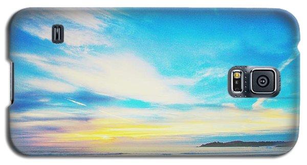 Cause Galaxy S5 Case - Carmel Sunset Five by Freya Doney