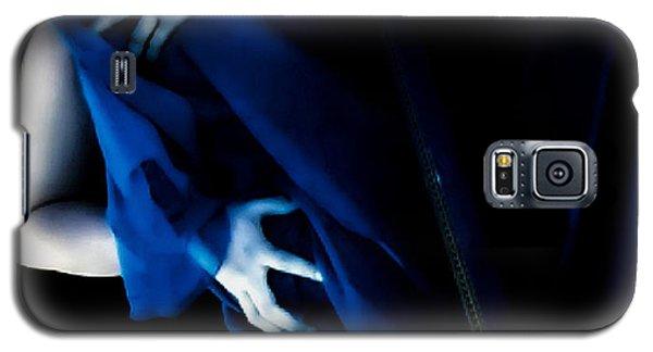 Carnal Blue Galaxy S5 Case