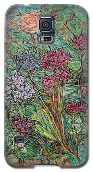 Carnations And A Rose Galaxy S5 Case