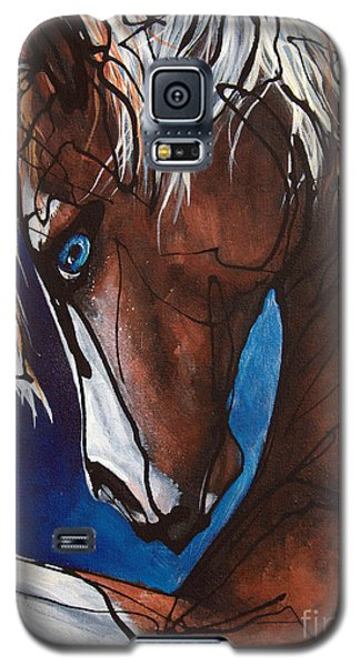 Carnaval Ride Galaxy S5 Case