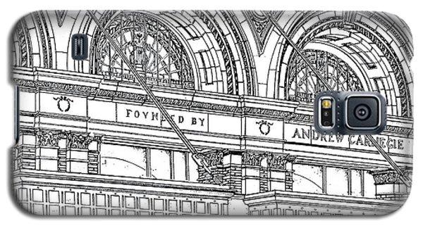 Carnegie Hall Galaxy S5 Case by Ira Shander