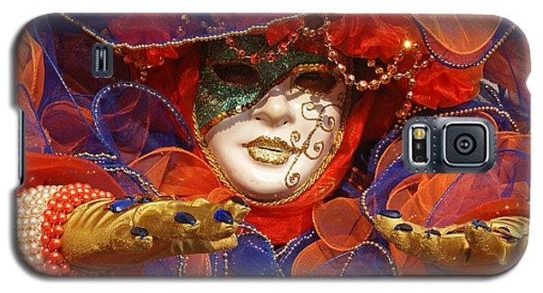 Carnevale Di Venezia 21 Galaxy S5 Case