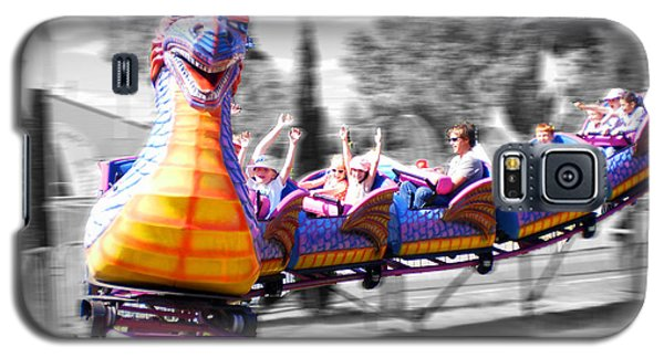 Galaxy S5 Case featuring the photograph Carnival by Cassandra Buckley