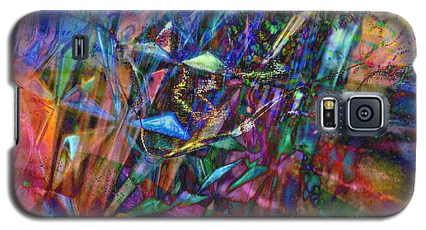 Galaxy S5 Case featuring the photograph Carnival by Nareeta Martin