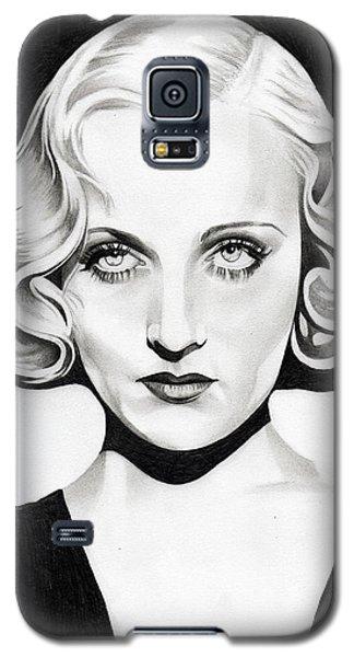 Carole Lombard Galaxy S5 Case