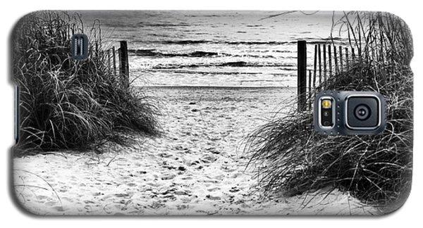 Carolina Beach Entry Galaxy S5 Case