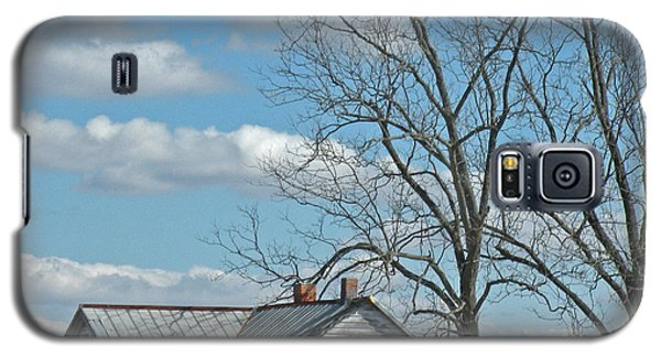 Carolina Farm House Galaxy S5 Case by Deborah Smith