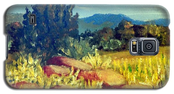 Carolina Foothills Galaxy S5 Case