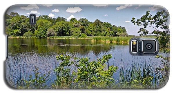 Carolina Marshlands Galaxy S5 Case by Eve Spring